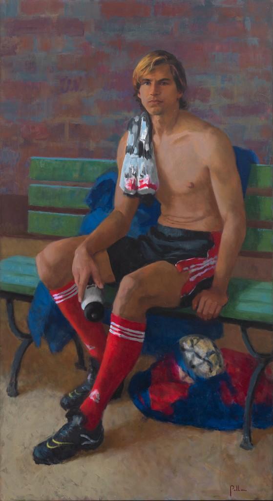 Joseph Peller, 'Midfielder,' 2014, ACA Galleries