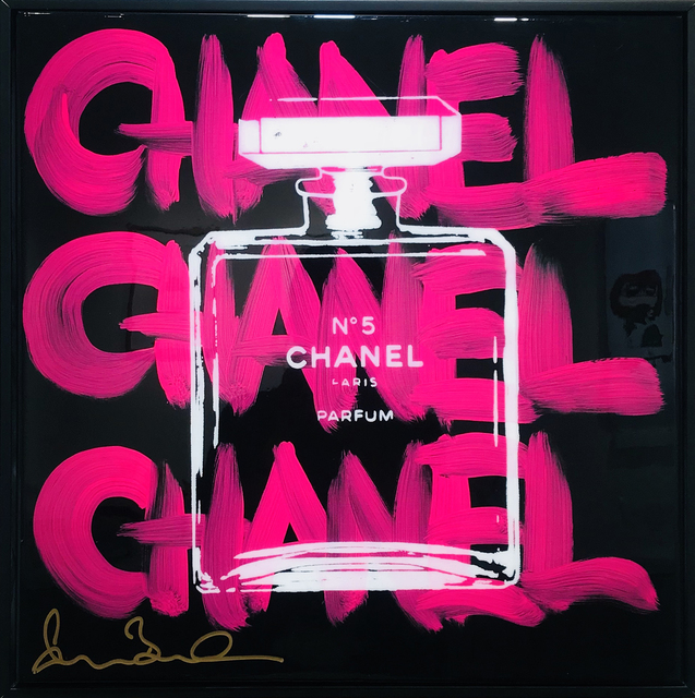 , 'CHANEL CHANEL CHANEL Black ,' , Gin Huang Gallery