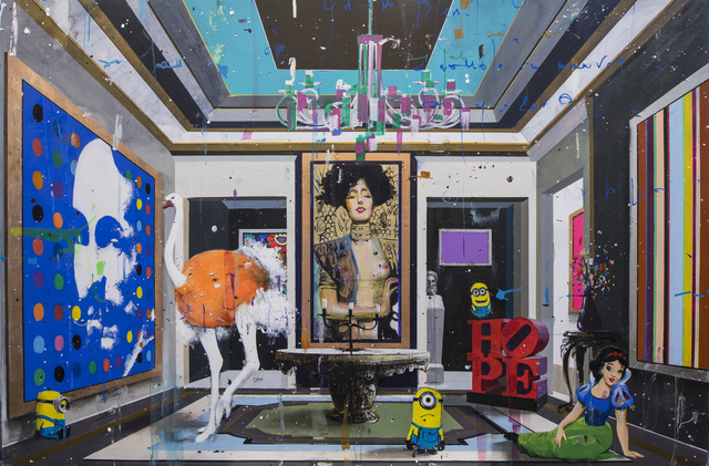 Angelo Accardi, 'Great Collection ', 2019, Eden Fine Art