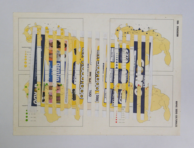 , 'Mapas socioculturales II,' 2010, Carmen Araujo Arte
