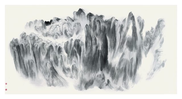 , 'Lotus Peak,' 2011, Hanart TZ Gallery
