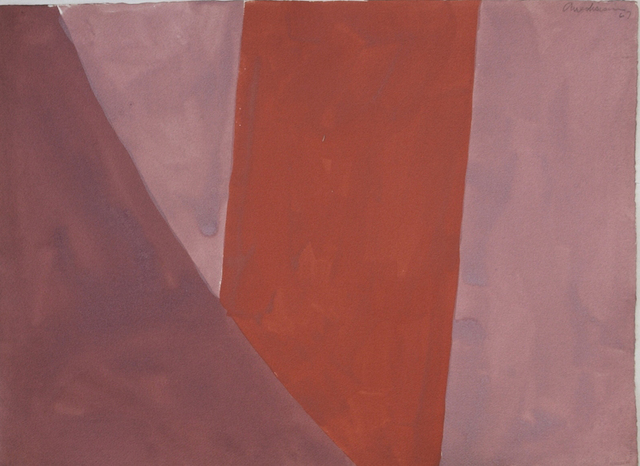 , 'Untitled,' 1967, Berry Campbell Gallery