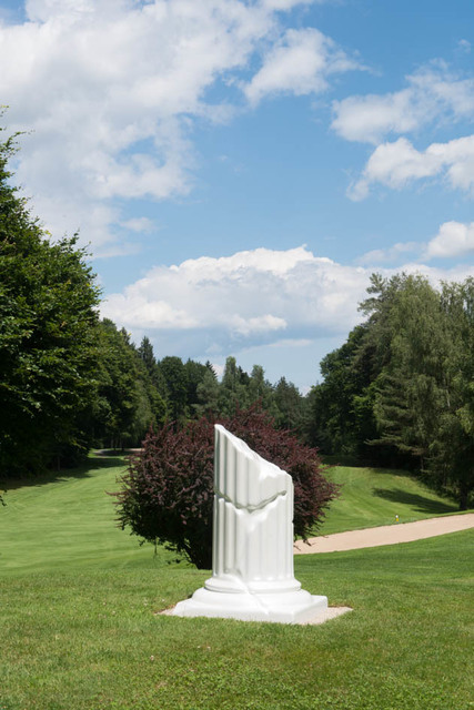 , 'Column,' 2011, Galerie Clemens Gunzer
