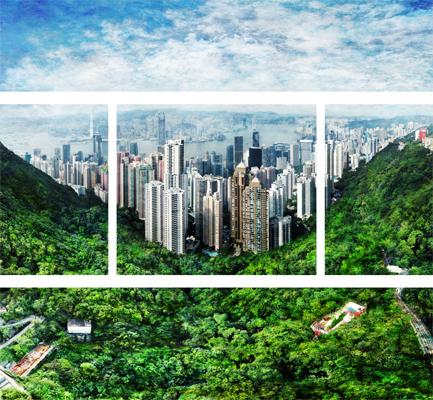 , 'Hong Kong,' 2016, DEAN PROJECT