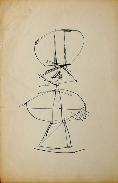 , 'Untitled (Figure 4),' ND, Aicon Gallery