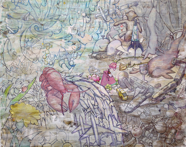 , 'Toy Vanitas,' 2016, Seraphin Gallery