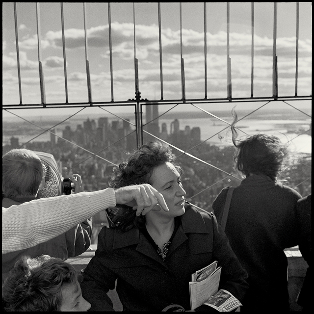Dan Winters, 'Empire State Building', 1989, Fahey/Klein Gallery