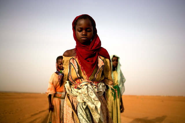 , 'Girls of Darfur,' 2005, Anastasia Photo
