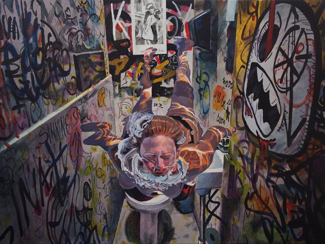 , 'Breath,' 2015, Drina Gallery