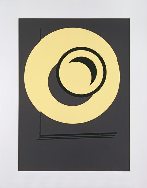 Patrick Caulfield, 'Wall Plate : Screen', 1987, Cristea Roberts Gallery
