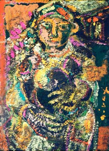 , 'Mother with Child,' 2000, Ararat Gallery