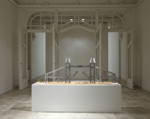 , 'Tower of London Bridge,' 2003, Galerie Krinzinger