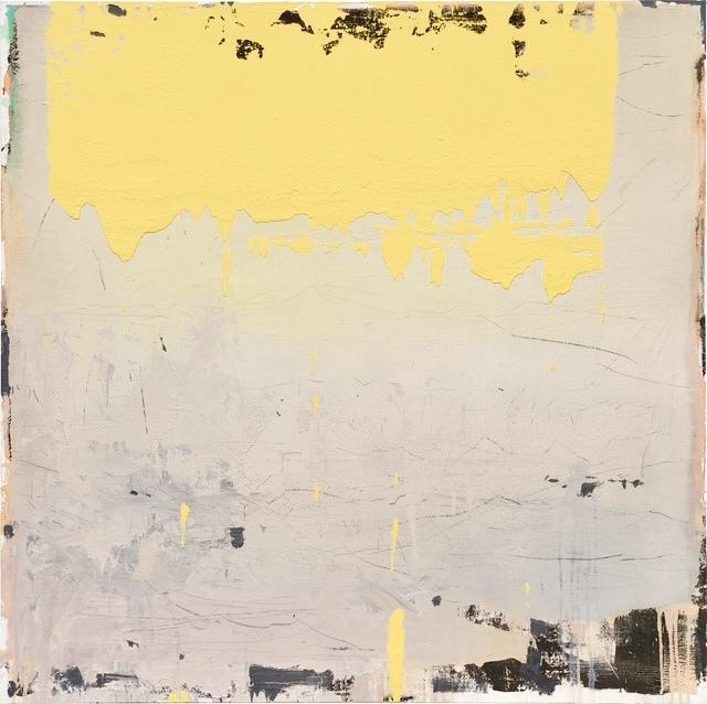, 'Yellow 16-18,' 2016, BOCCARA ART