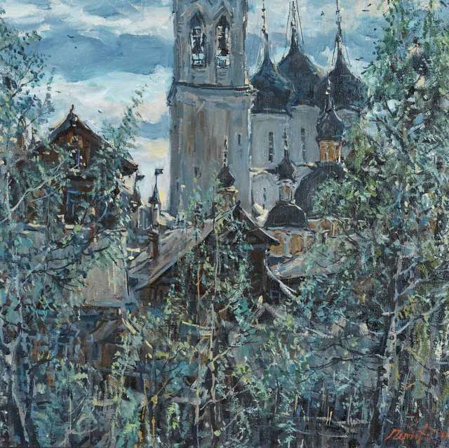 , 'St Sophie in Vologda,' 1977, Catto Gallery