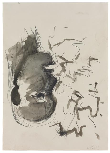 , 'Kopf (im Profil),' 1979, Schacky Art & Advisory