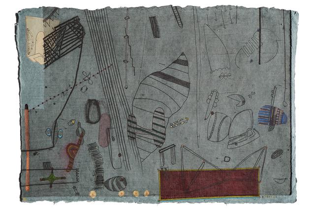 , 'Jodo,' 2015, Gallery Espace