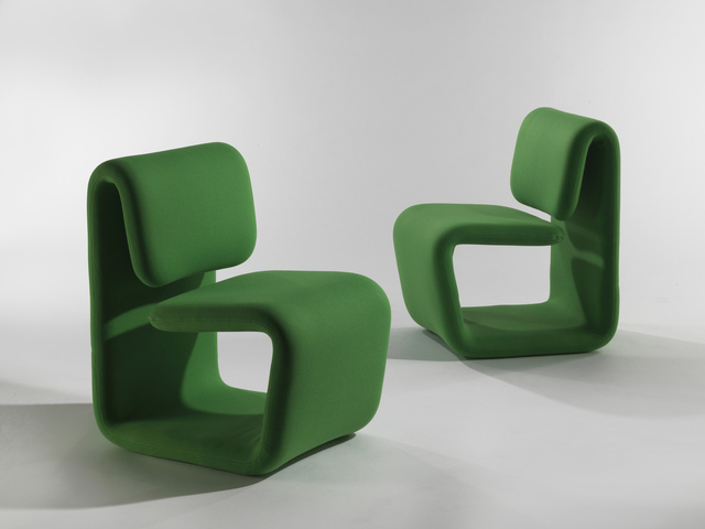 , 'Pair of Programme 1500 Chairs,' 1970, Demisch Danant