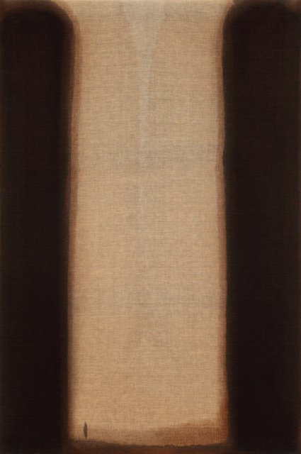 , 'Burnt Umber & Ultramarine,' 1974, PKM Gallery