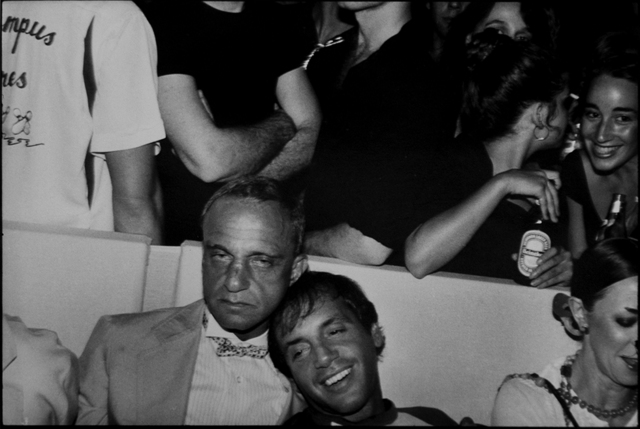 Marcia Resnick, 'Roy Cohn and Steve Rubell at the Mudd Club', 1979/c. 2001, ClampArt