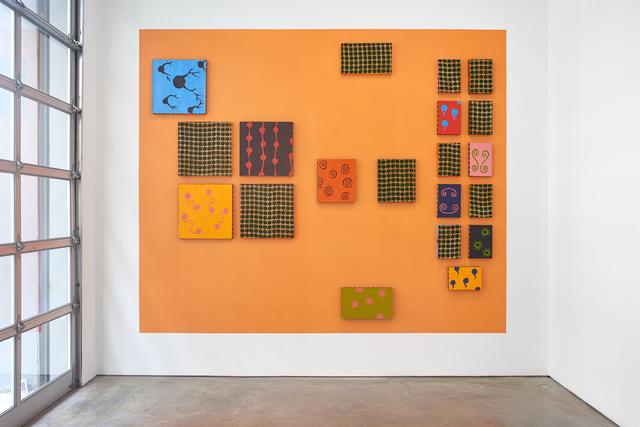, 'Orange Blob,' 2006, James Cohan