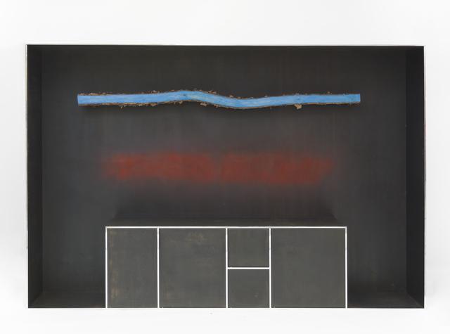 , 'Plank Cabinet 6,' 2015, Friedman Benda
