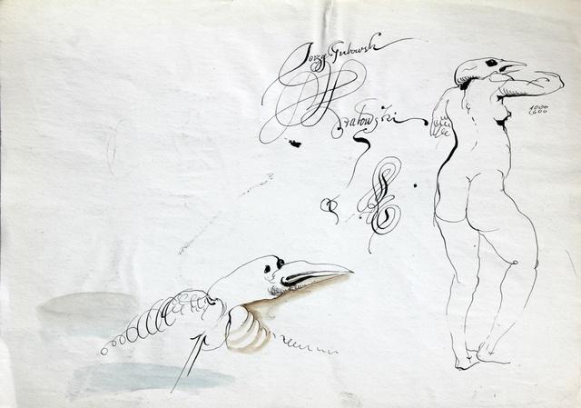 , 'Jerzy Grabowski,' 1970-2000, Gallery Katarzyna Napiorkowska | Warsaw & Brussels