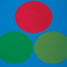 , 'Triad on Blue (142),' 1965, Museo de Arte Contemporáneo de Buenos Aires