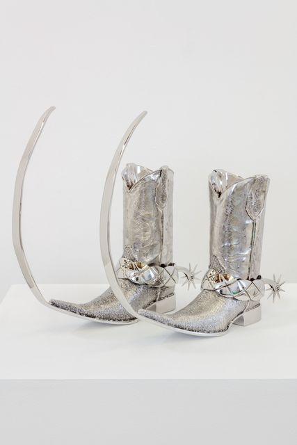 Joel Morrison, 'Tribal Boots/Coco Crush', 2018, Almine Rech