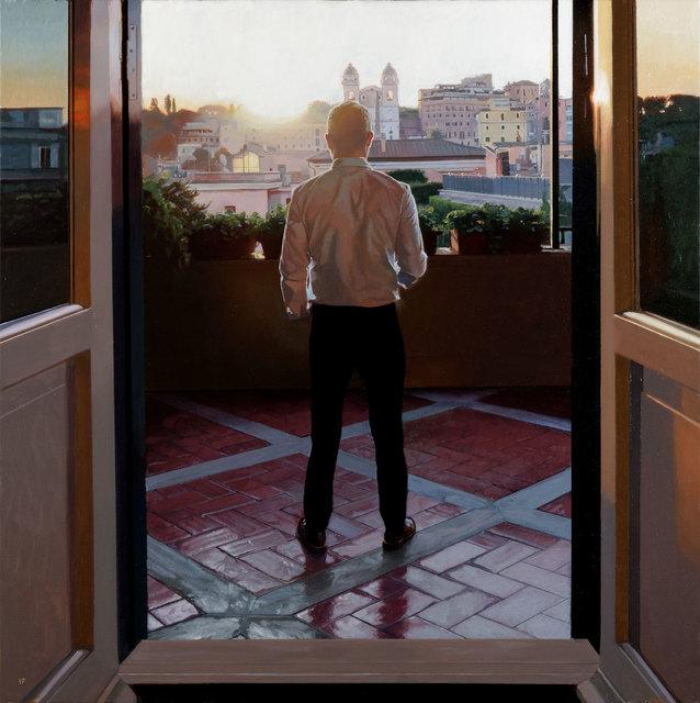 , 'Rome, Sunrise,' 2017, Pontone Gallery