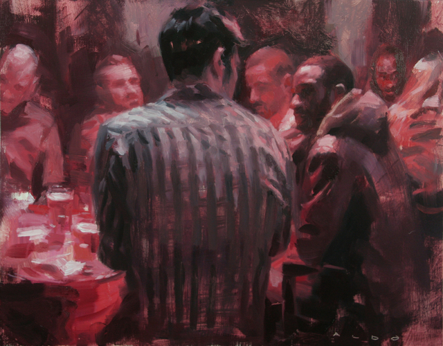, 'Alizarin Bar,' , Christopher Moller Gallery