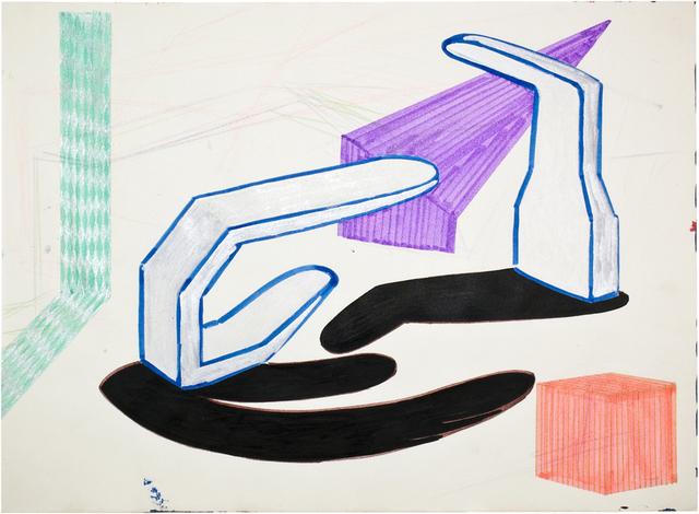, 'The Jewel,' 2008, Barbara Thumm