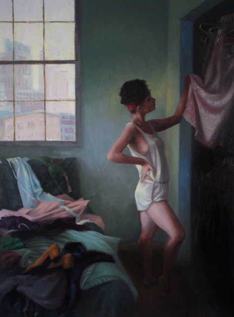 , 'Nothing to Wear,' 2015, Abend Gallery