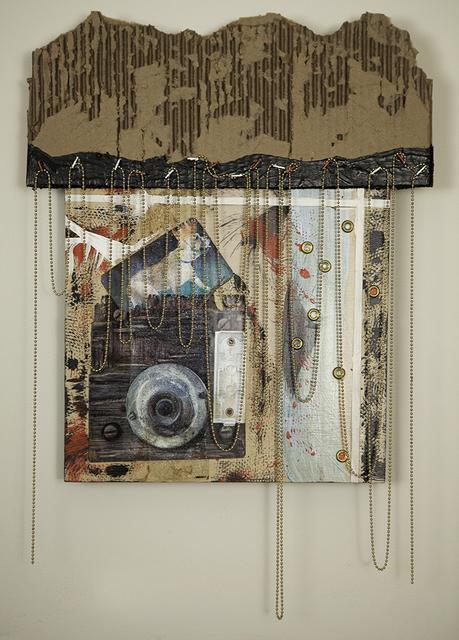 , 'Behind the Curtain,' 2016, Dab Art