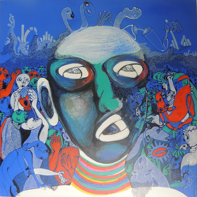 , 'Qahar,' 2016, The Art Cocoon