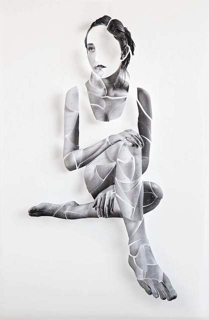 , 'Body VI,' 2016, LGM Arte Internacional