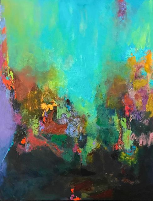 , 'Woodlands,' 2015, 530 Burns Gallery