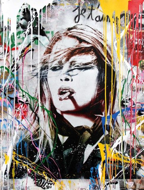 , 'Brigitte Bardot,' 2017, Contessa Gallery