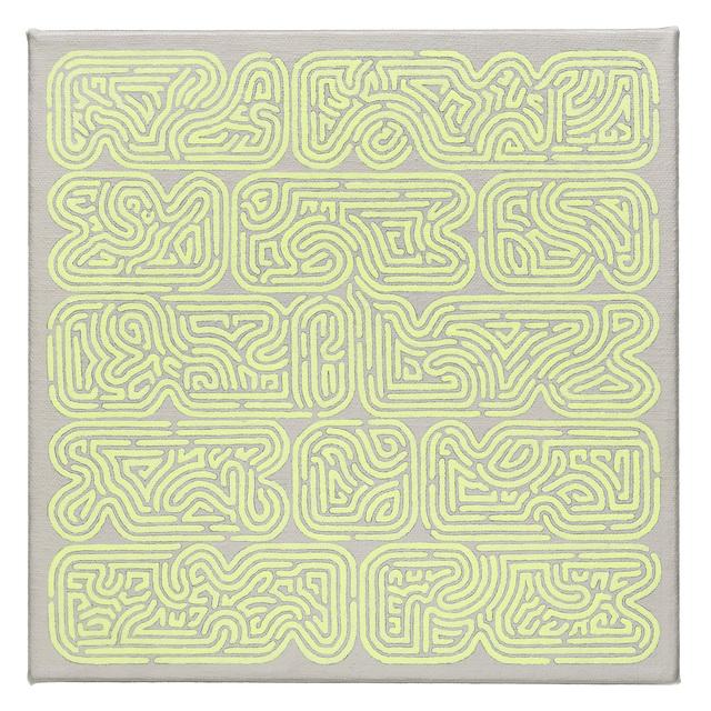 Hadley Williams, 'Lines XX', 2016, Slate Contemporary