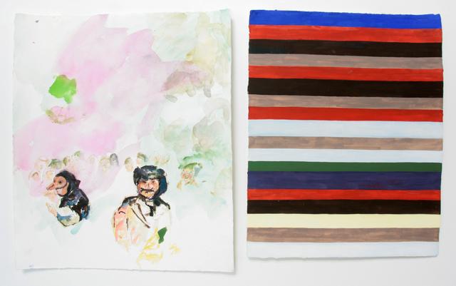 , 'Burial of the Sardine #6,' 2016, Anglim Gilbert Gallery