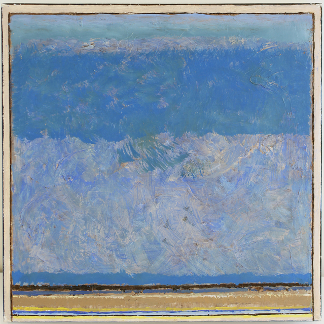 , 'Mountain (Blue Bar),' 2005, Studio 21 Fine Art