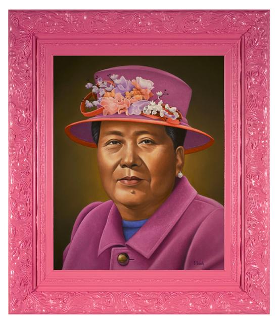 , 'Queen Mao,' 2016, Spoke Art