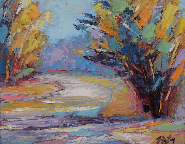 Peyton Hutchinson, 'Woodland Path', 2019, Caron Gallery