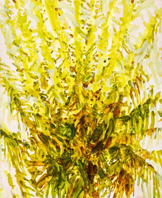 , 'Wall Plant 4,' 2015, Yiri Arts