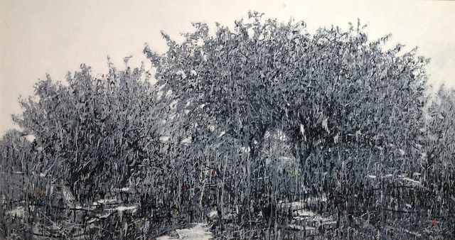 , 'Morning in the Garden,' 2014, International Modern Art Gallery