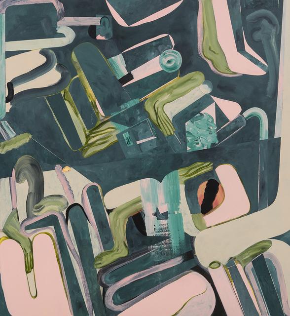 , 'Phantom Limb,' 2016, Dellasposa