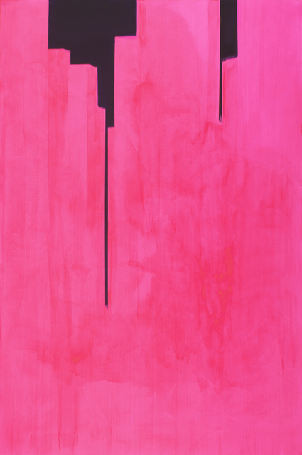 , 'In Absentia (Opera Pink - Purple),' 2016, Division Gallery