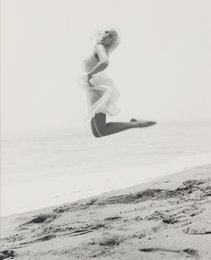 Untitled (Woman Jumping)