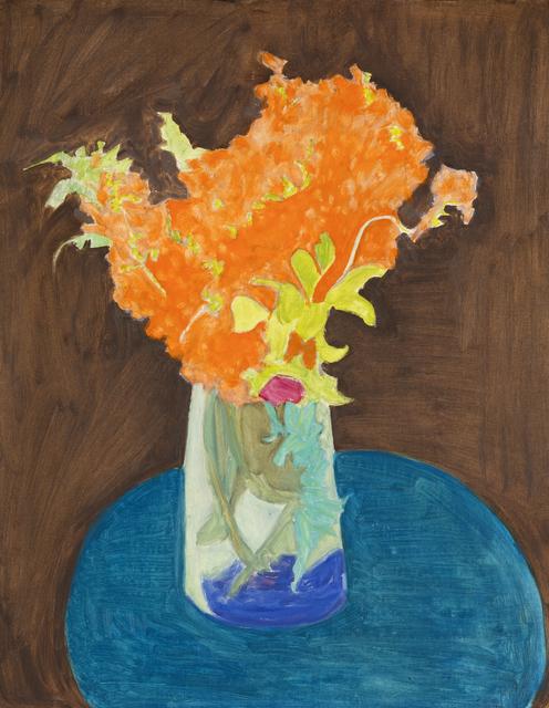 , 'Orange Bouquet,' 1974, Childs Gallery