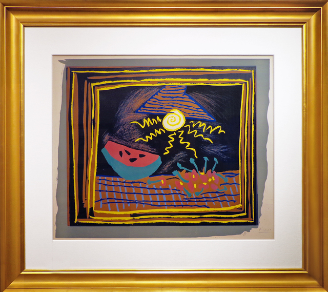 Pablo Picasso, 'Nature Morte a la Pasteque', 1962, Acquisitions Of Fine Art