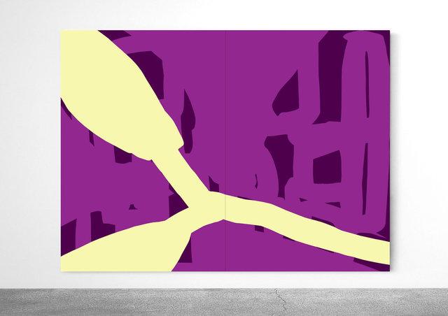Markus Weggenmann, 'Gemälde Nr. 397', 2009, Galerie Mark Müller